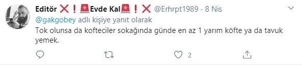 Elazığlı vatandaşlar da bu paylaşım altına birbirinden güzel Elazığ'a ait yazılı olmayan kuralları sıraladı