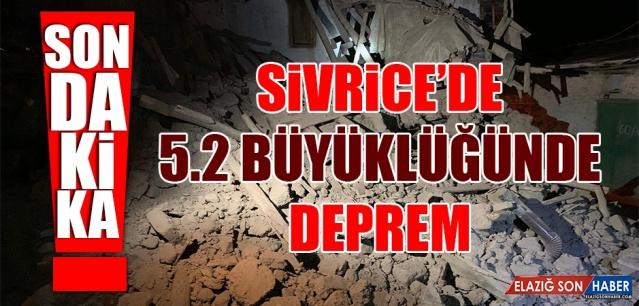 Takvim Yaprakları 5 Nisan'ı gösterdiğinde ise Elazığ 5.2 büyüklüğündeki depremle sarsıldı. Merkez Üssü Sivrice'nin Kavaklı Köyü olan 5,2 büyüklüğündeki deprem herkesi korkutmuştu. 20.31'de meydana gelen depremin ayrıntıları sabah olunca gün yüzüne çıktı..