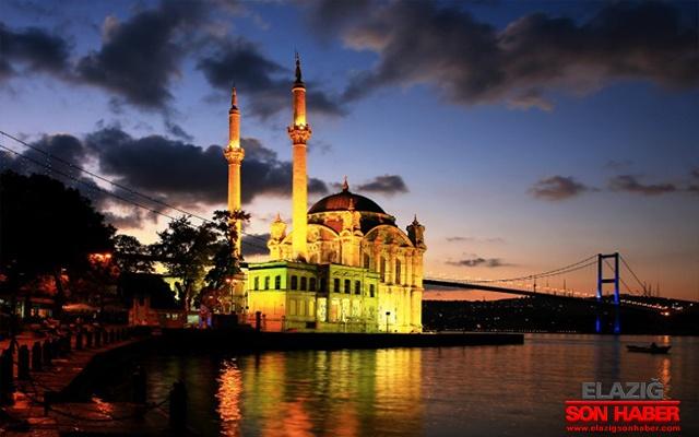 Diyanet İşleri Başkanlığı, Türkiye'nin cami haritasını çıkardı. En az ve en çok cami bakın hangi illerimizde yer bulunuyor?