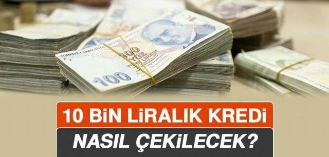 Kamu bankaları koronavirüs nedeniyle vatandaşların elini rahatlatacak kredi kampanyası başlattı. Hanehalkı geliri 5 bin liranın altında olanlara 6 ay geri ödemesiz kredi verilecek.