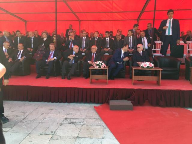 8 Ekim tarihine kadar sürecek Ankara'daki Elazığ Tanıtım Günlerinin ilk günü sona erdi. İlk günden öne çıkan kareleri sizlere Elazığ Son Haber ayrıcalığıyla sunuyoruz.