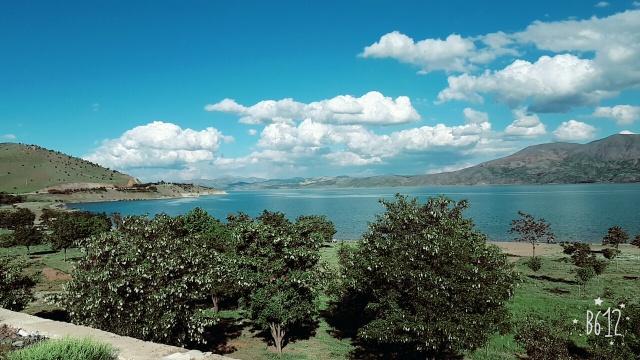 Hazar Gölü…