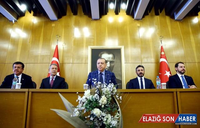 """Erdoğan'dan """"Karargah Rahatsız"""" Başlığına Sert Tepki"""