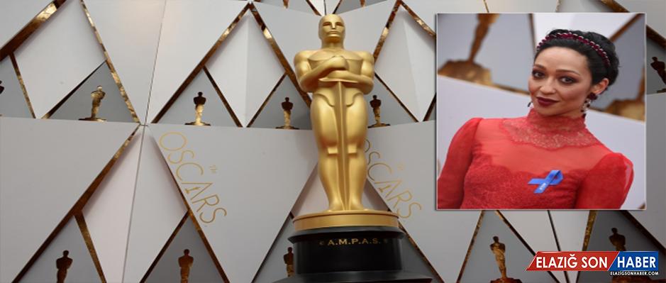 """Los Angeles'taki Oscar gecesine """"mavi kurdele"""" damgası"""