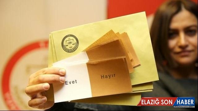 AK Parti Masasındaki Son Anket