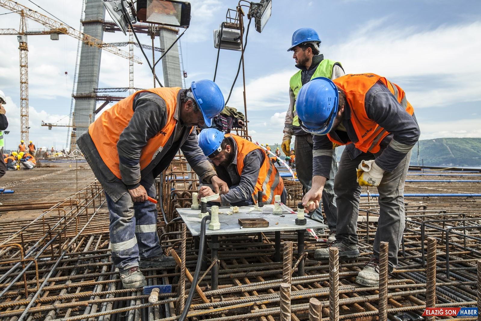 Başbakan'dan İşçilere Kadro Müjdesi