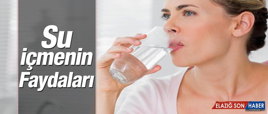 Su içmenin az bilinen 10 önemli faydası
