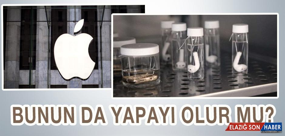Apple Yapay Ter Üretiyor