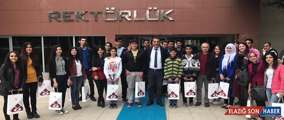 Bingöllü Öğrenciler FÜ'de