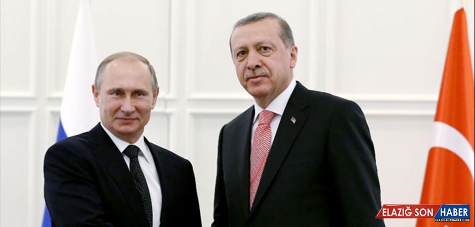 Cumhurbaşkanı Erdoğan, Putin'le Görüşmeye Gidiyor