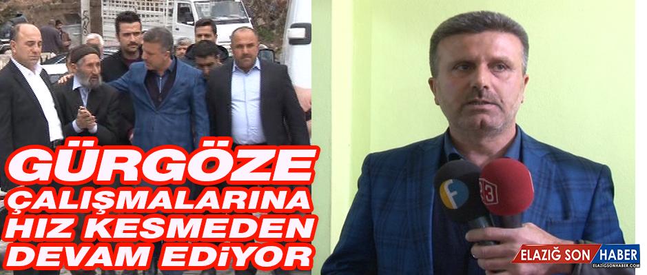 """""""Elazığ'ın en ücra köşesindeki seçmenlerimize dahi ulaşıyoruz"""""""