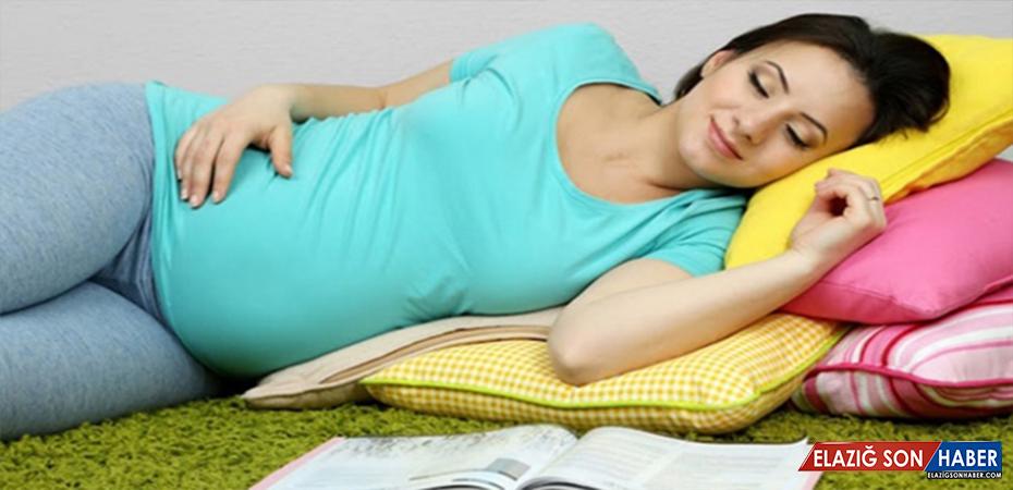 Hamilelikte sağ tarafa yatmayın