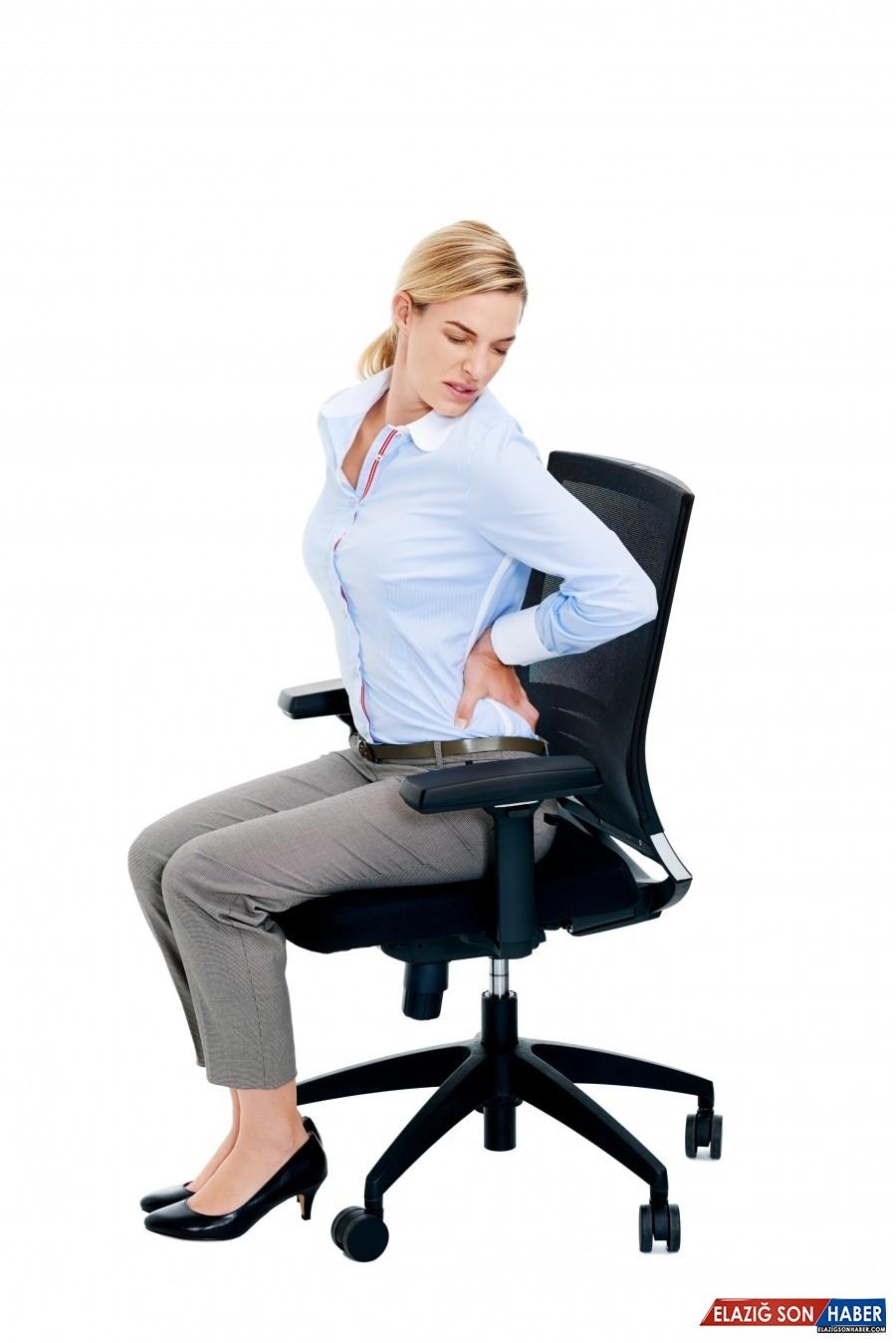 Hareketsizlik ortopedik sorunlara yol açıyor
