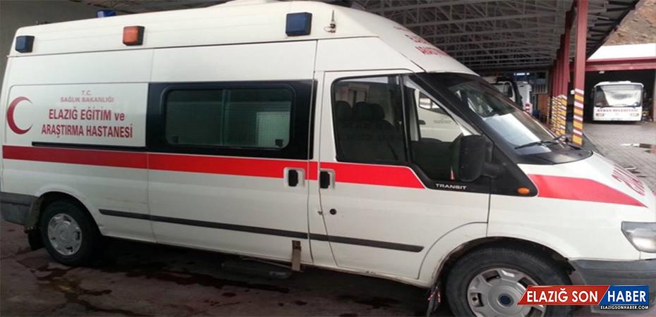Keban Belediyesine Ambulans Hibesi