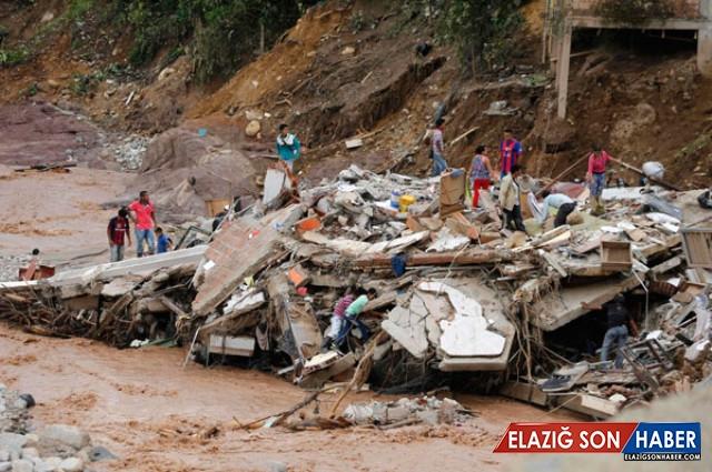 Kolombiya'da Hayatını Kaybedenlerin Sayısı 254'e Çıktı