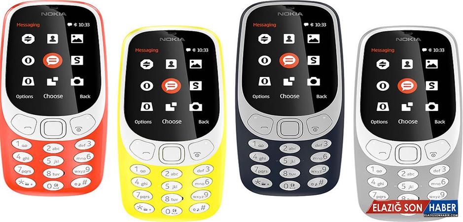 Nokia 3310'un Resmi Çıkış Tarihi ve Fiyatı Açıklandı