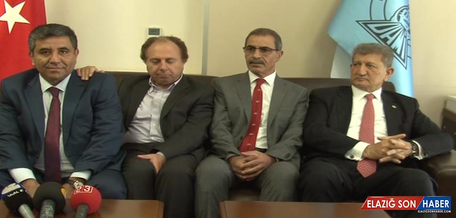 CHP Milletvekili Özcan, Elazığ'da