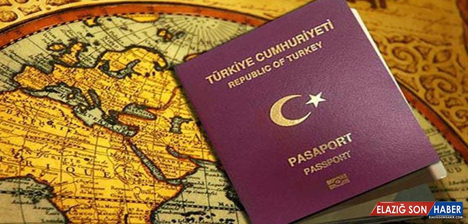 Pasaporta Yeni Uygulama Getirildi