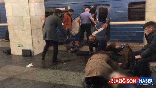 Rusya'daki Metro Saldırganının Kimliği Belli Oldu