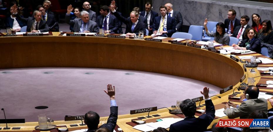 Rusya'dan İdlib'deki kimyasal saldırıya ilişkin BMGK tasarısına veto