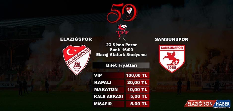 Samsunspor Maçının Biletleri Satışa Çıktı