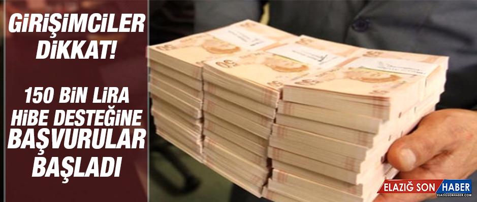 TÜBİTAK'ın 150 Bin Lira Hibe Desteğine Başvurular Başladı