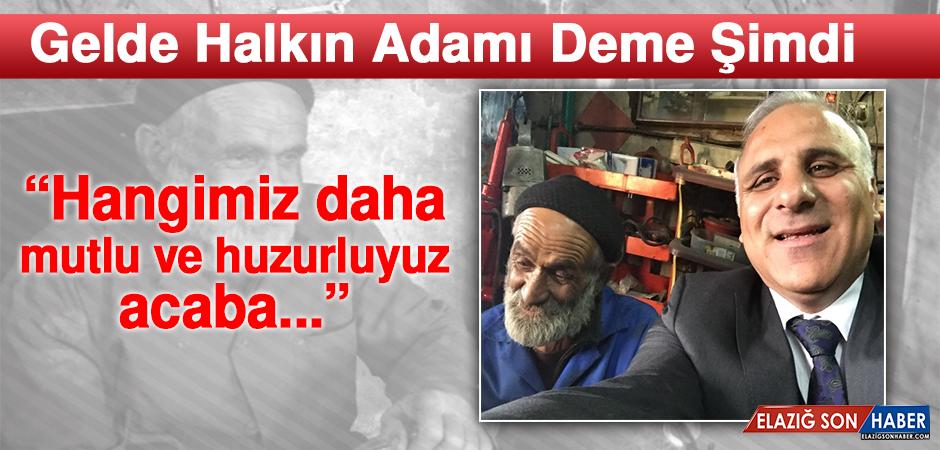 Vali Zorluoğlu, Fevzi Babayı Ziyaret Etti