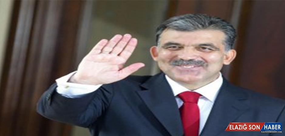 Abdullah Gül'den Kongre Mesajı