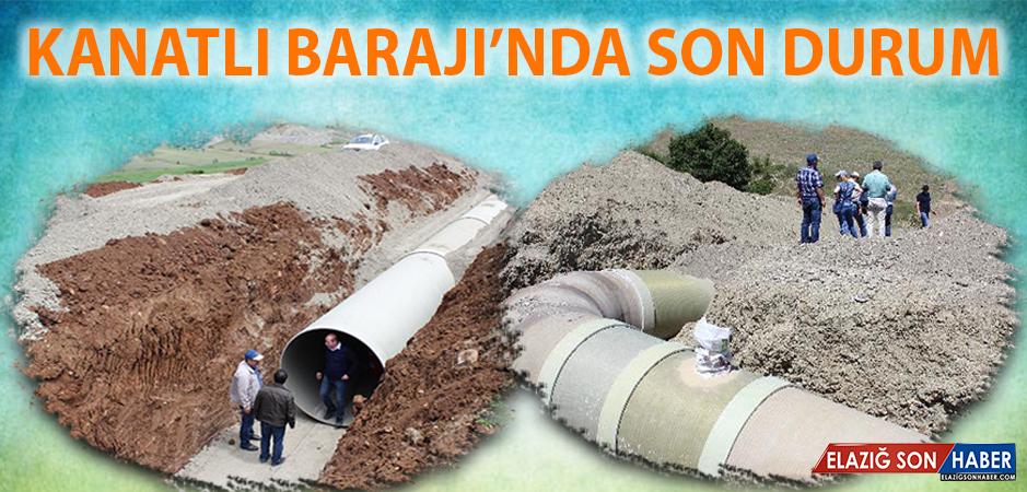 Bakan Eroğlu, Kanatlı Barajının Son Durumunu Açıkladı
