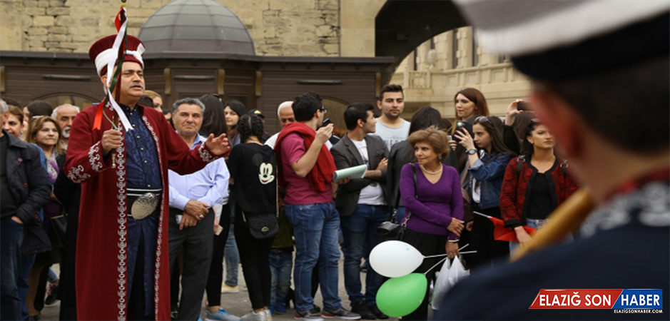 Bakü'de Türkiye Tanıtım ve Kültür Günleri başladı