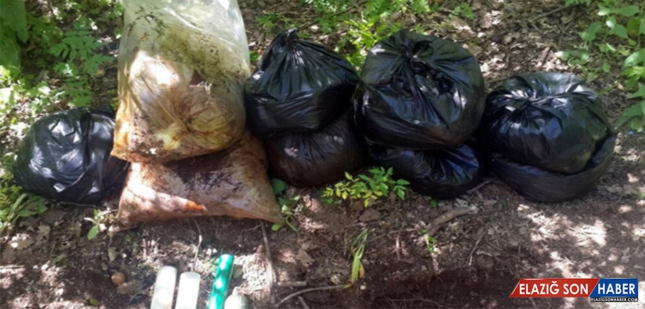 Bitlis'te 1 ton Tuzaklanmış Patlayıcı İmha Edildi