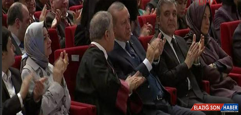 Cumhurbaşkanı Erdoğan İle Abdullah Gül Aynı Karede