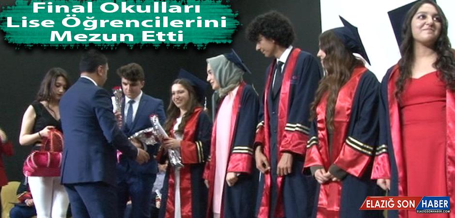 Final Okulları Fen ve Anadolu Lisesi'nde Mezuniyet