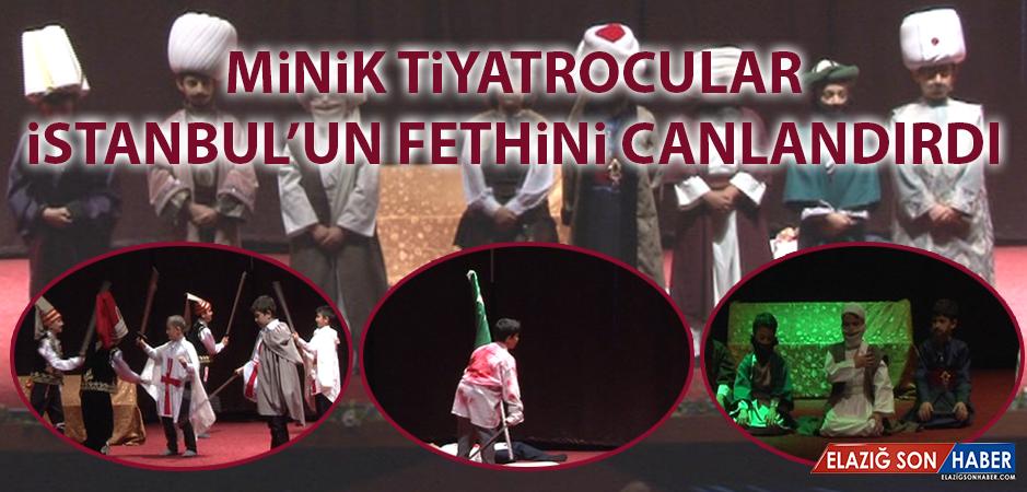 Minik Tiyatrocular
