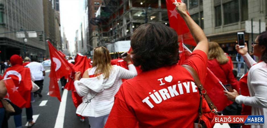 New York'ta 36. Türk Yürüyüşü ve Festivali düzenlendi