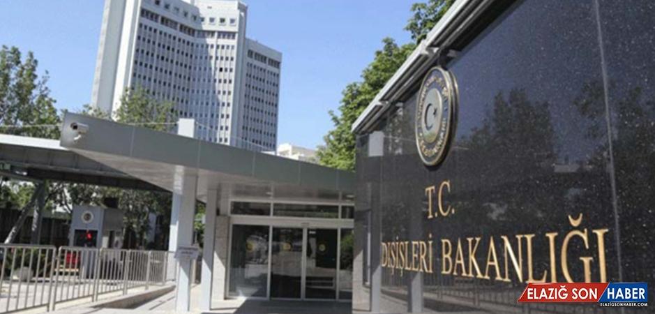 Türkiye'den ABD'ye Sözlü ve Yazılı Protesto