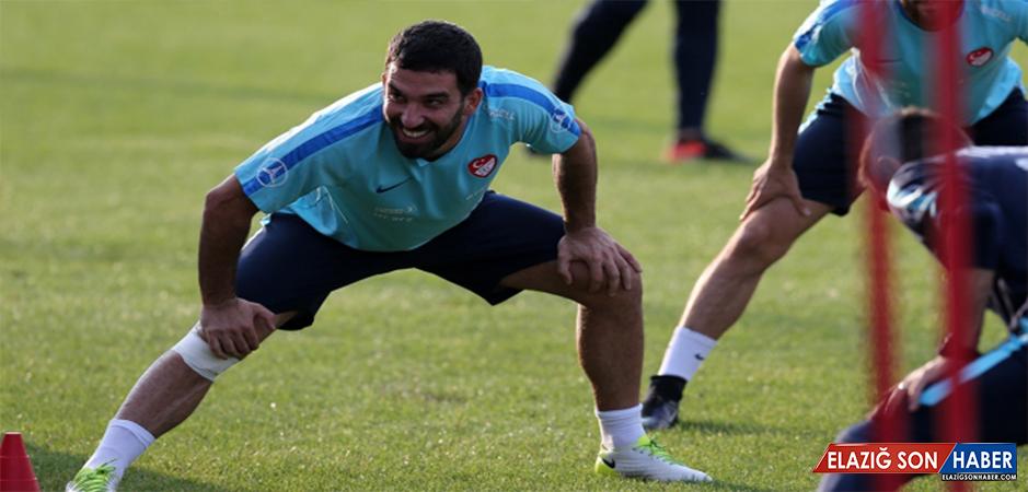 A Milli Futbol Takımı'nda hazırlıklar sonlandı