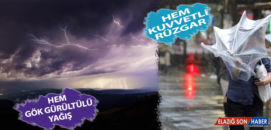 Dikkat! Meteorolojiden Uyarı