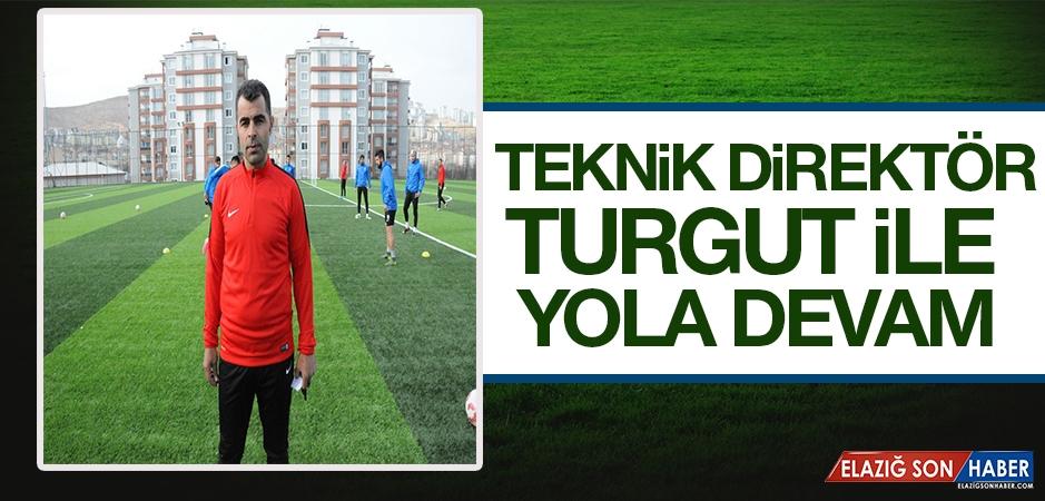 Elaziz BelediyeSpor Turgut İle Devam Ediyor