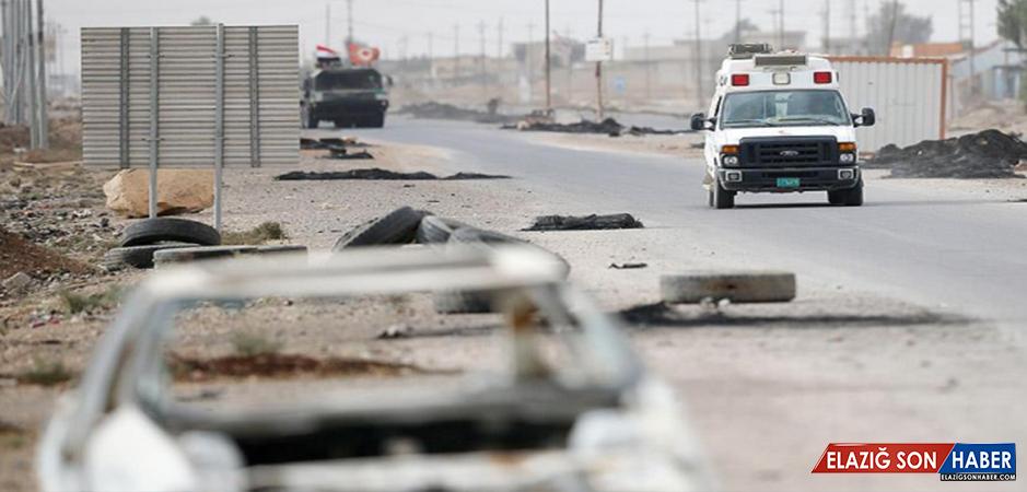 Irak'ın Kerbela Kentinde İntihar Saldırısı
