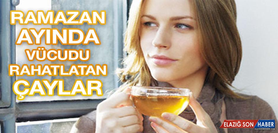 Ramazan'da Hangi Çaylar İçilmeli?
