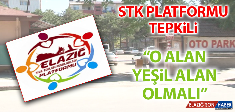 STK Platformu'ndan Tepki