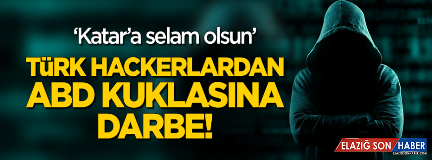 Türk hackerlardan Suudi Arabistan'a darbe!