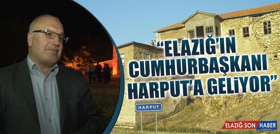 Valilik Konağının Harput'a Taşınması Harput'u Kalkındıracak