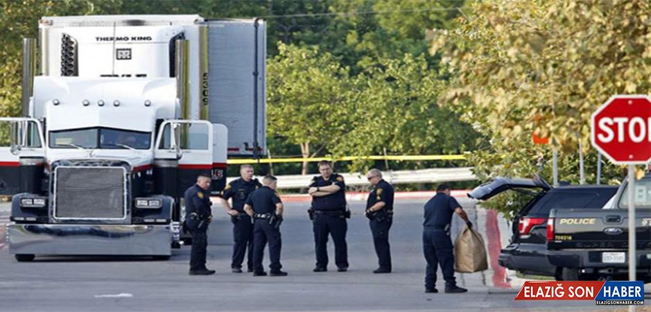 ABD'de Kamyon Kasasında 8 Ceset, 30 Yaralı Bulundu