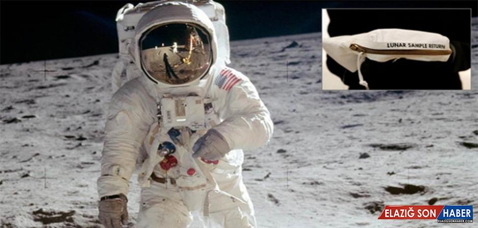 Armstrong'un 'ay tozu' rekor fiyata satıldı