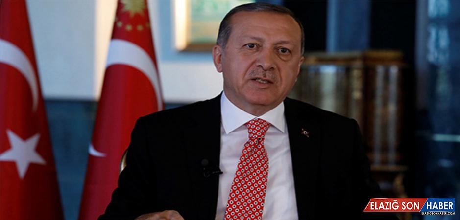 Cumhurbaşkanı Erdoğan'dan İsrail'e Mesaj