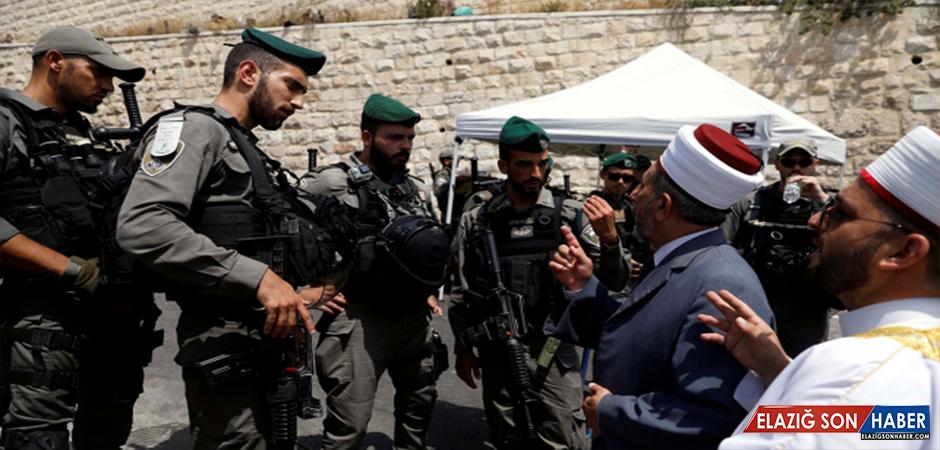 İsrail, 1967'den bu yana Mescid-i Aksa'ya yönelik ihlallerini sürdürüyor