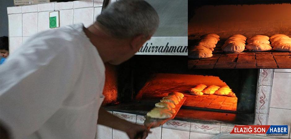 Karahöyük ekmeği üretimi halen sürüyor