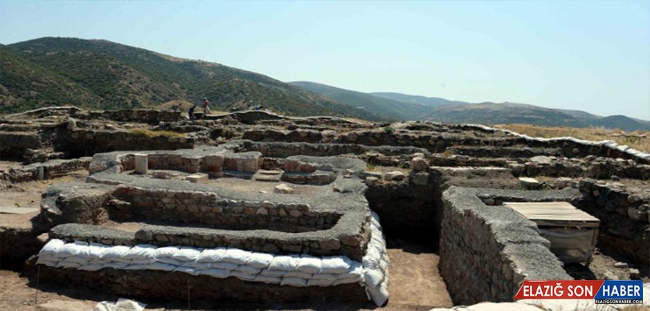 'Komana Pontika Antik Kenti üretim merkeziydi'
